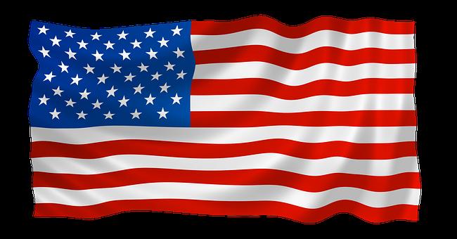 Vereinigte Staaten, Flagge, American