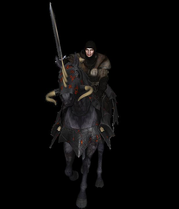 ksatria kuda
