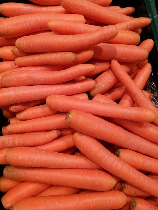 Gemuse Karotten Markt Kostenloses Foto Auf Pixabay