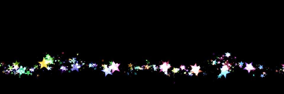 Sterne, Partikel, Banner, Header, Hintergrund, Abstrakt
