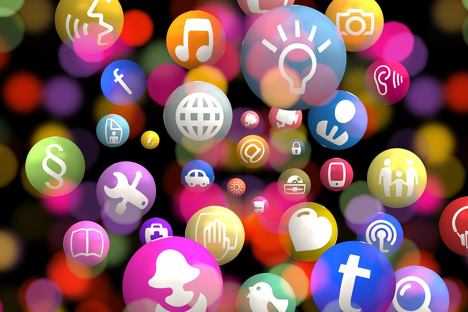 Icon, App, Networks, Internet, Social, Social Network
