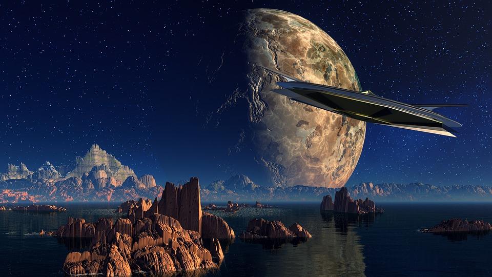 Звёздное небо и космос в картинках - Страница 39 Landscape-1328858_960_720