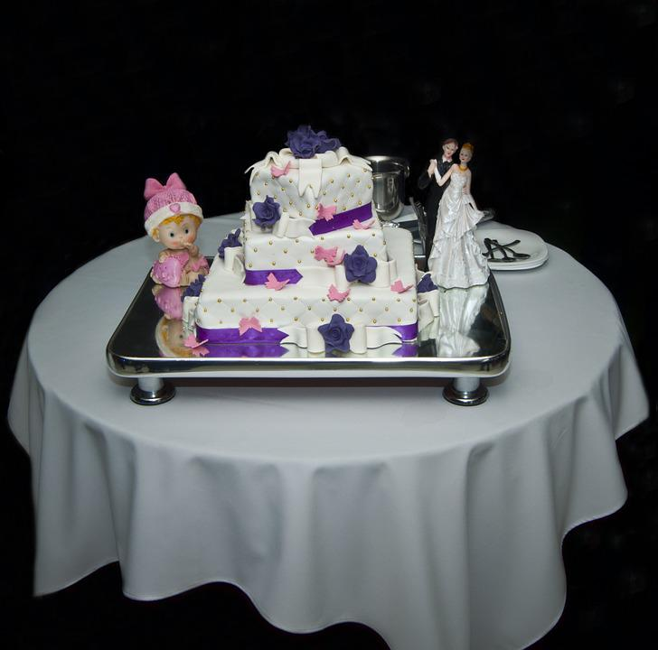 Free photo: Wedding, Cake, Baptism, Sugar - Free Image on Pixabay ...