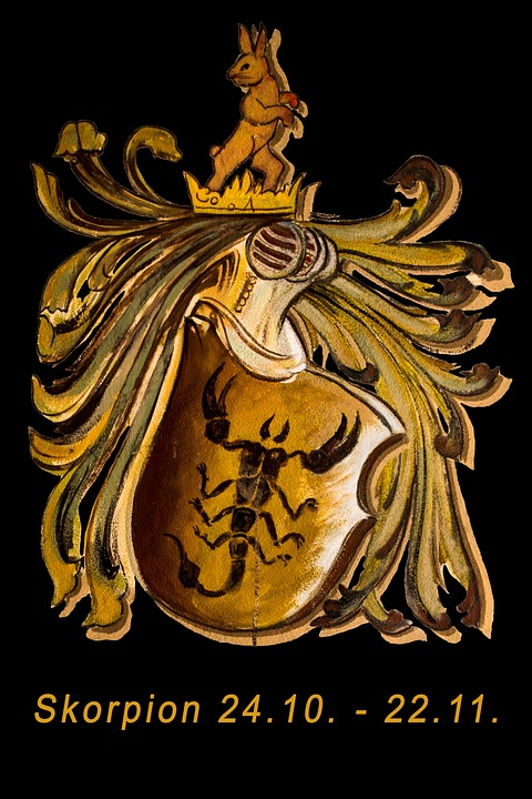 New Astrology Signs Chart: Free illustration: Zodiac Sign Scorpio Horoscope - Free Image on ,Chart
