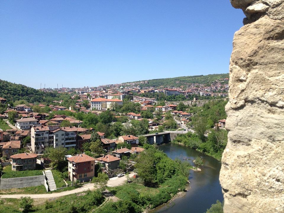 Sarajevo, River, City, Town, Old City
