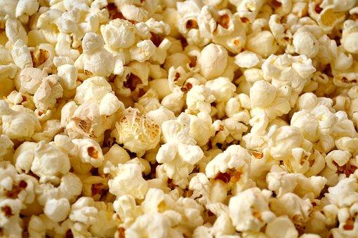 Popcorn Cotufas Crispeta Canguil Corn