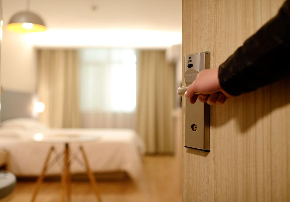 Hotel, Guest Room, New, Door, Entrance, Welcome | Website for Hotels