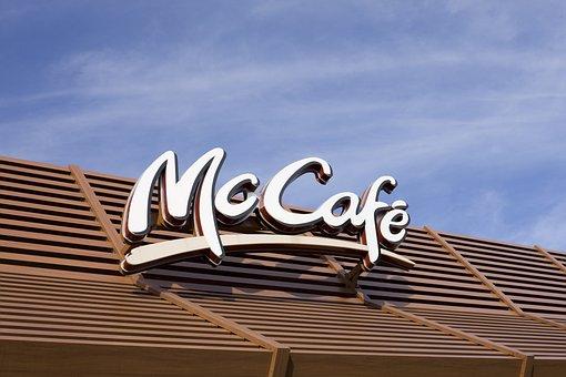 Mccafe, Macdonalds, Sala, Editorial