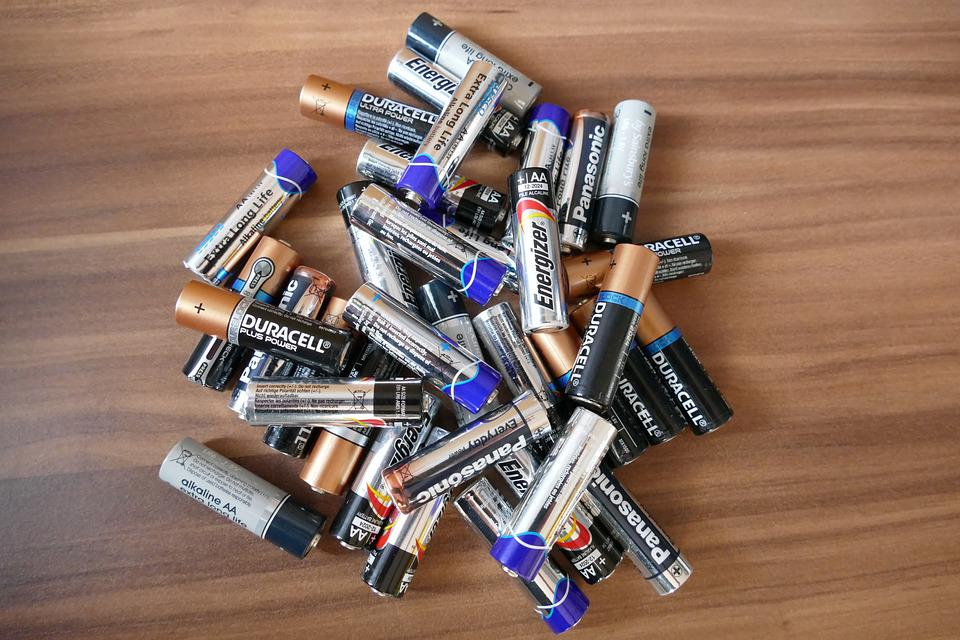 Baterii, Komórki, Energii, Moc, Technologia