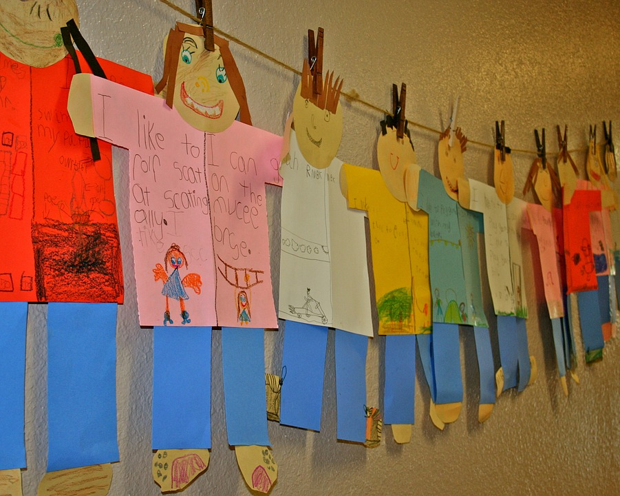 Elementary Art Projects For April