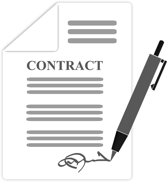 writing business contracts
