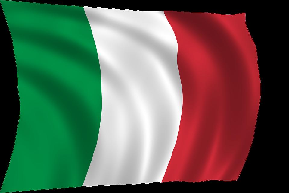 illustration gratuite drapeau de l italie  italie image italian flag clip art moving italian flag clip art
