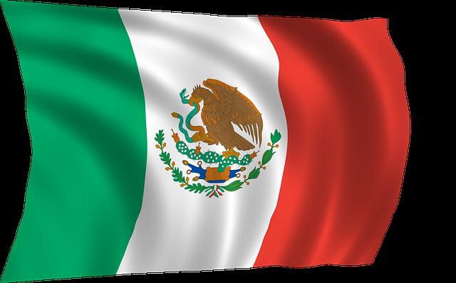 Mexico Flag · Free Image On Pixabay