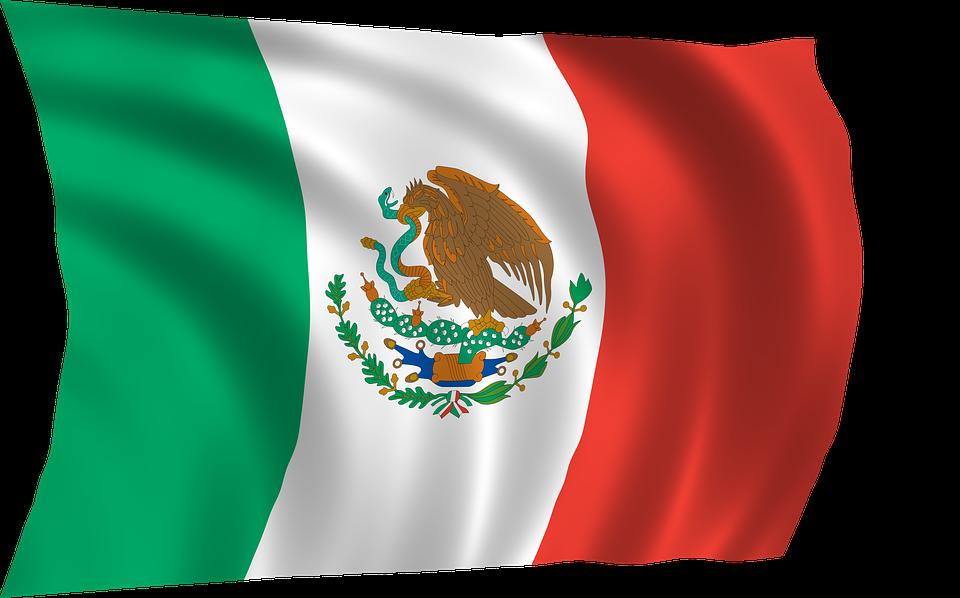 Mexico Flag Free Image On Pixabay