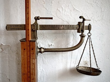 Scales, Balance, Weighing, Weight, Loss