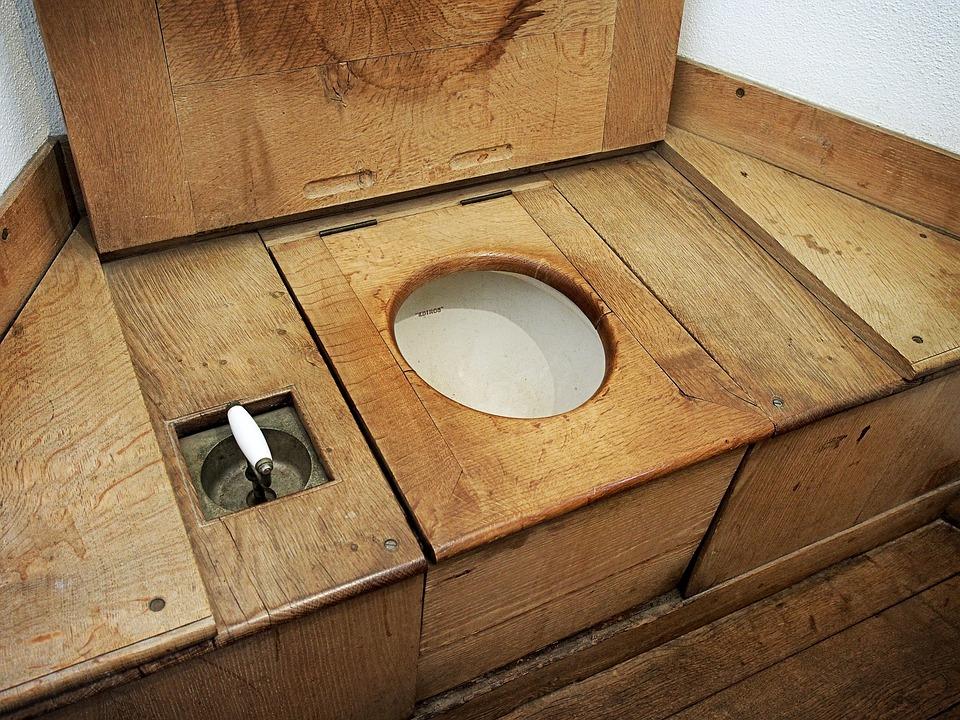 Water kast toilet gratis foto op pixabay