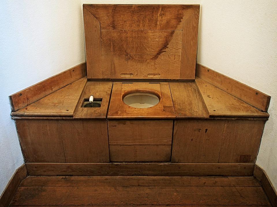 Wasser Schrank Toilette Wc Komfort Waschraum Bad
