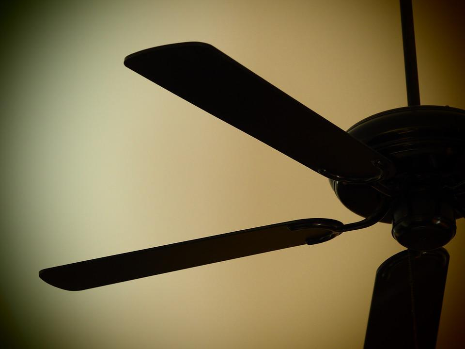 ceiling fan fan decorate bedroom retro old
