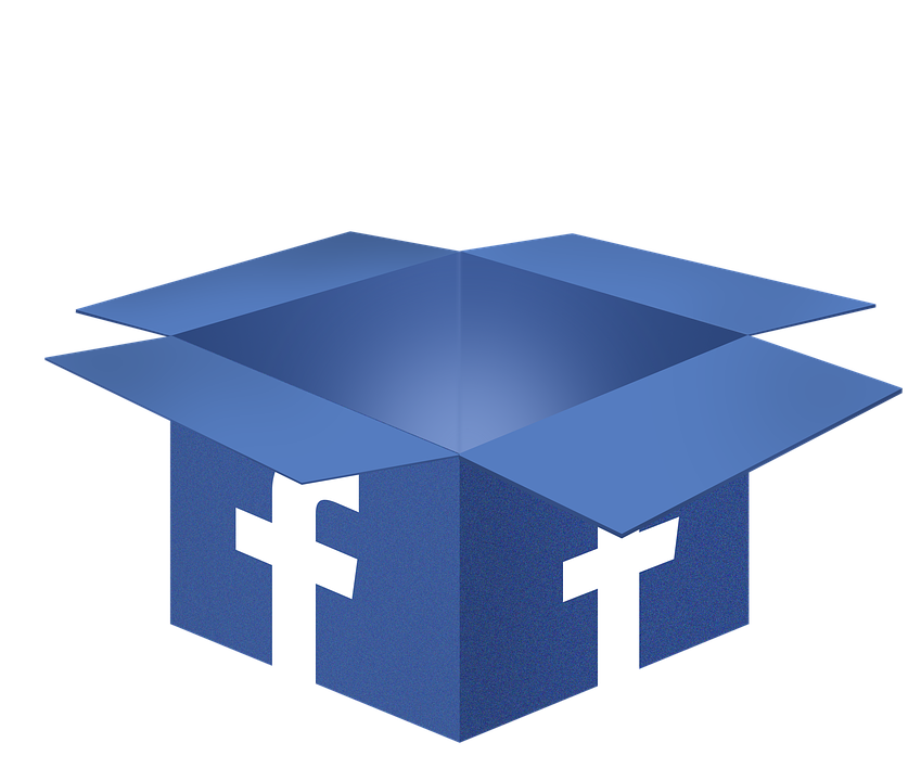 Célèbre Illustration gratuite: Boîte Facebook, Facebook - Image gratuite  HD13