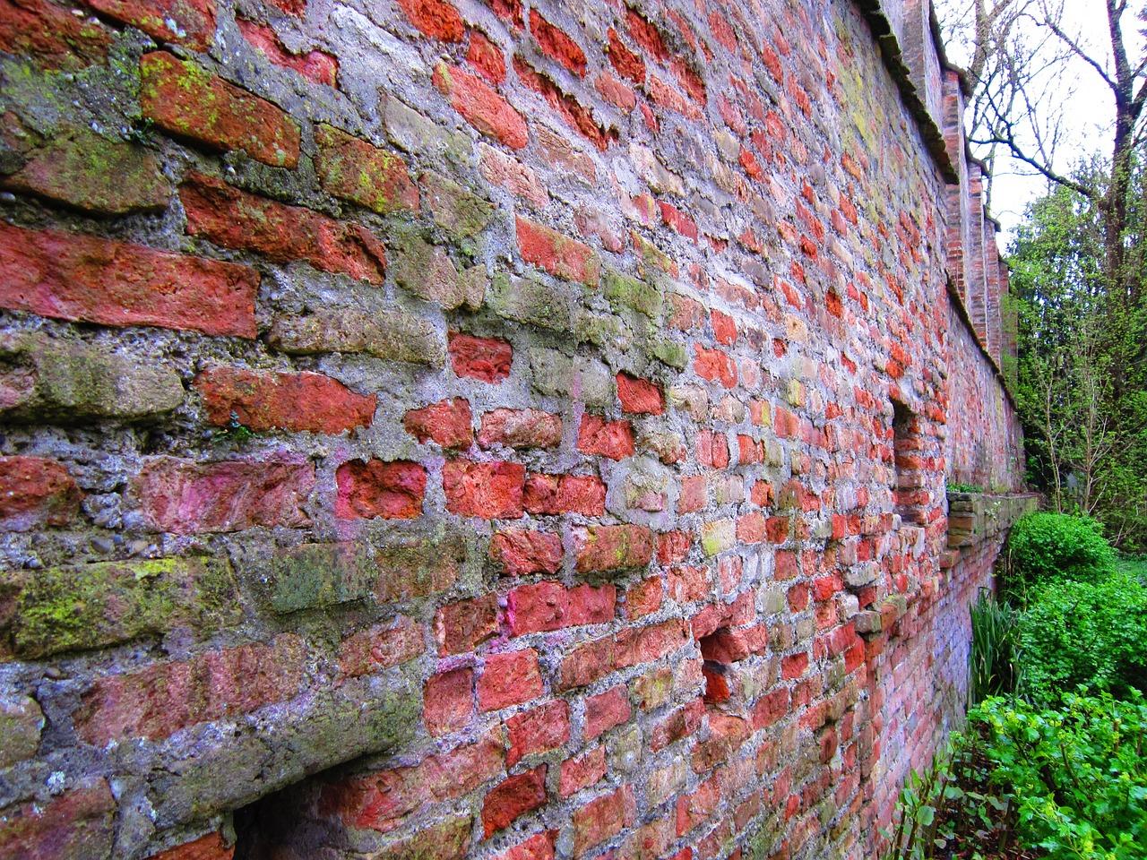 фото старинных каменных стен обычно