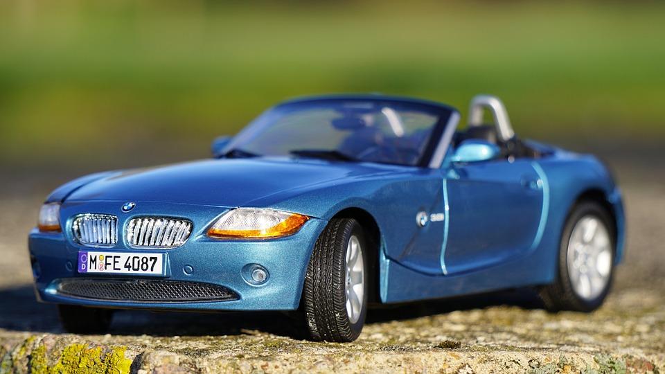 Bmw Model Car German Performance Toy Automobile