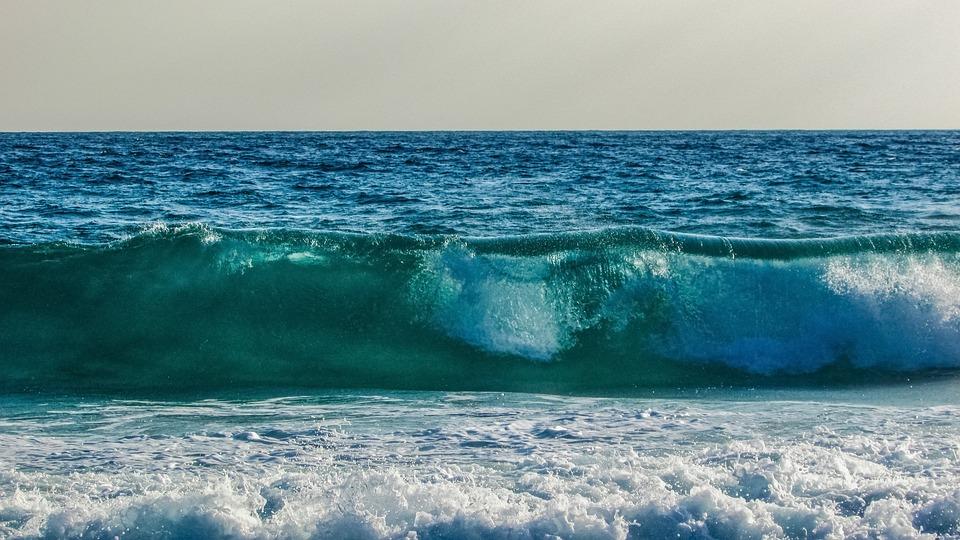 Su Dalgaları Wave-1335161_960_720