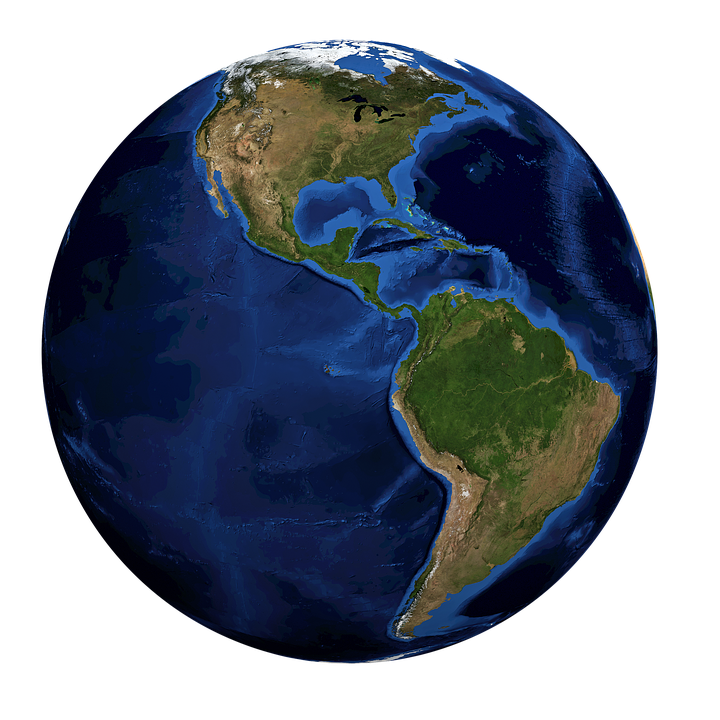 Free Illustration Globe World Earth Planet Free Image On - World earth