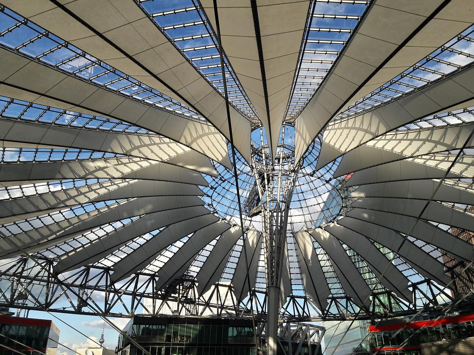 Berlin Architektur Gebaude Kostenloses Foto Auf Pixabay