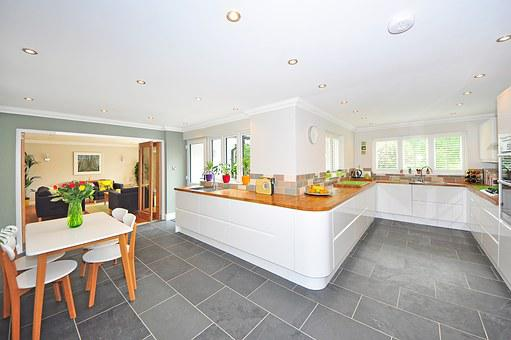 All Kitchens Great And Small Making The Most Of Your Space