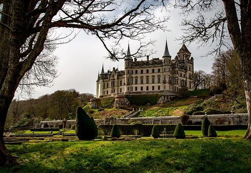 Castello Di Dunrobin, Castello, Chateau