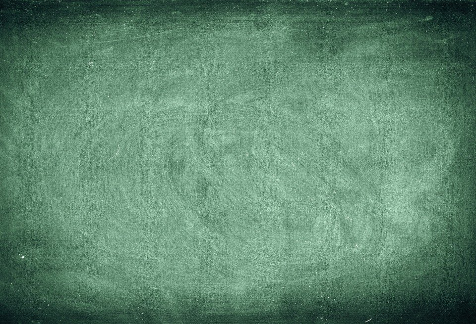 green chalkboard background texture free image