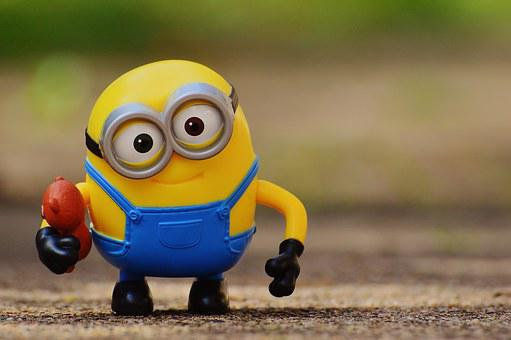 Minion, Funny, Bears, Cute, Toys