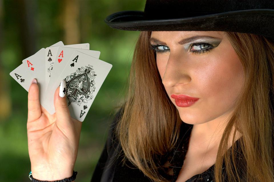 Order of highest cards in poker