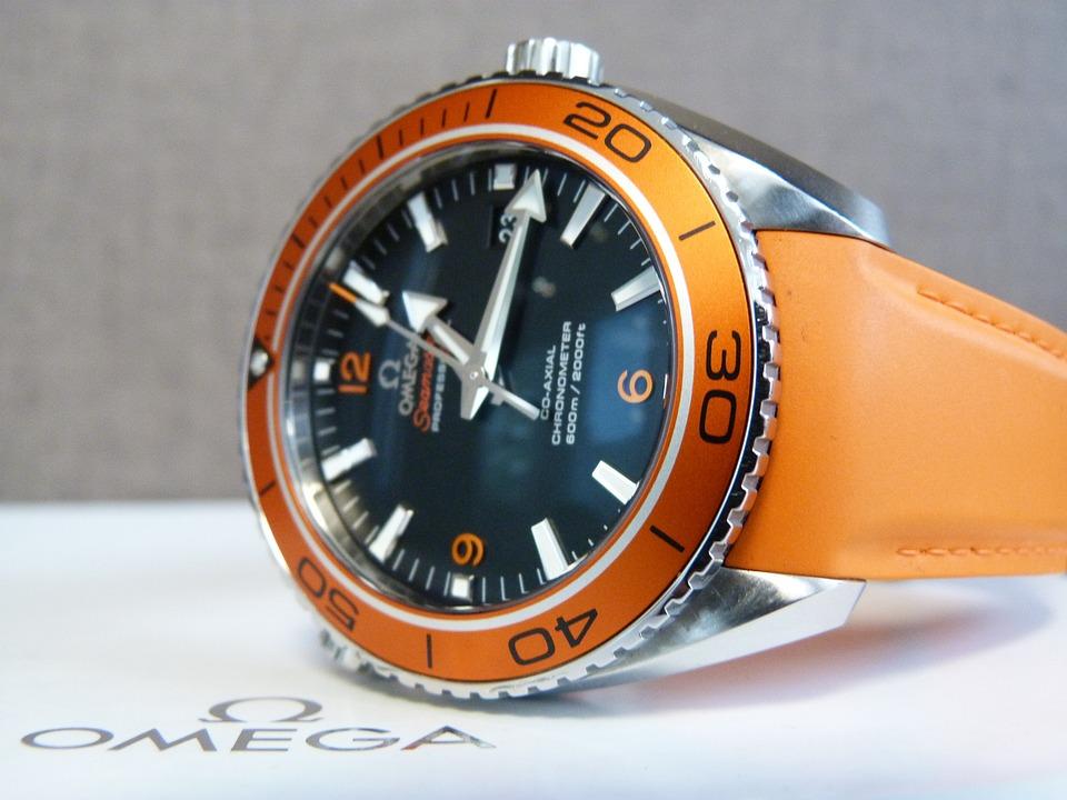 Omega, Horloge, Seamaster, Omega Horloge