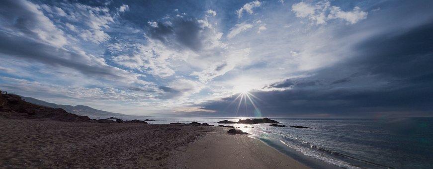 Ακτή, Παραλία, Breaking Dawn