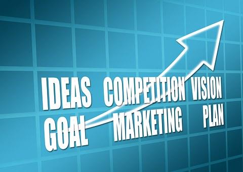 起業家, アイデア, 能力, ビジョン, ターゲット, マーケティング, 計画