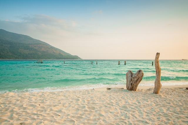Thailand Beach No People Blue · Free photo on Pixabay