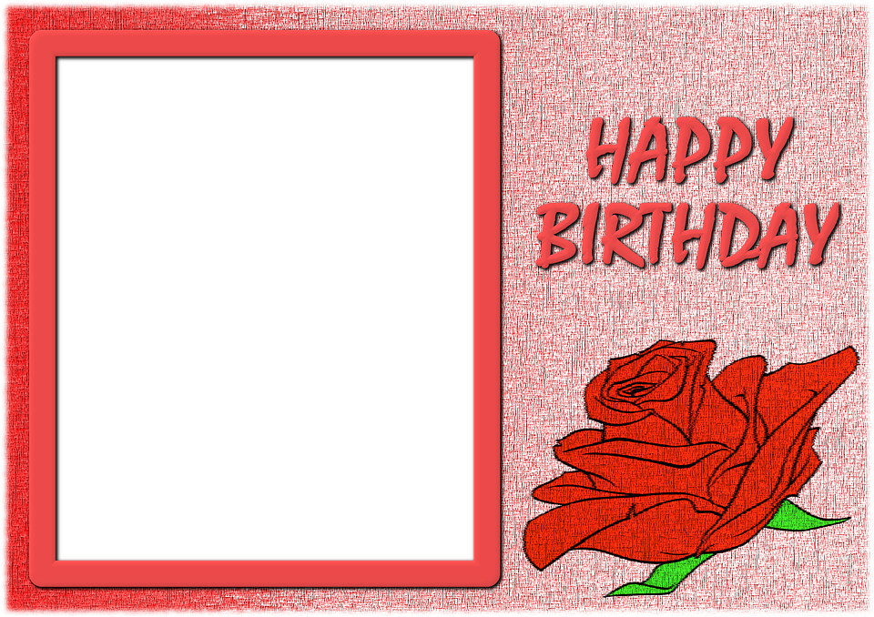 Marco De Fotos Material Cumpleaños · Imagen gratis en Pixabay