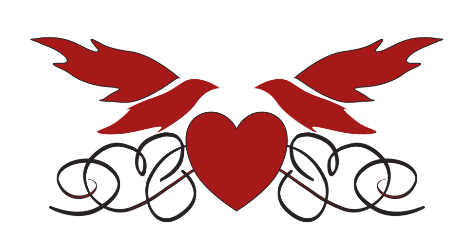 Assez Free illustration: Heart, Doves, Love, Romance - Free Image on  FI84