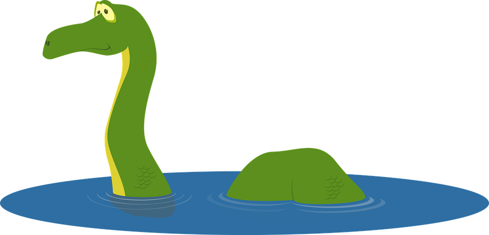 Loch Ness Monster Free Image On Pixabay