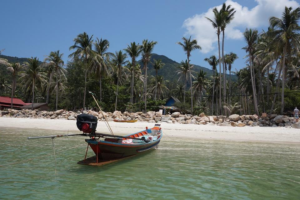 rejser til thailand sommer