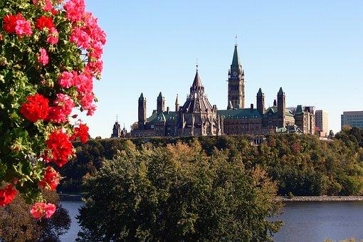 Canada, Ottawa, Parliament Hill