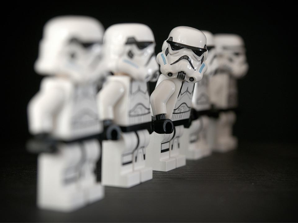 Stormtrooper, Star Wars, Lego, Storm, Trooper