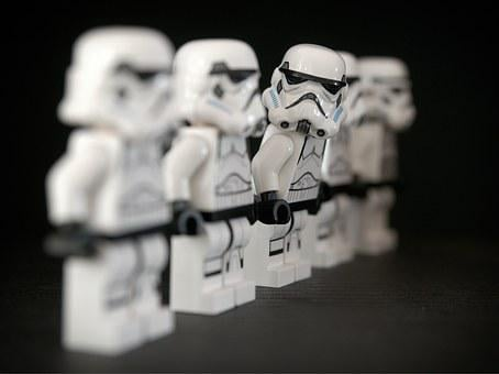 Stormtrooper Star Wars Lego Storm Trooper