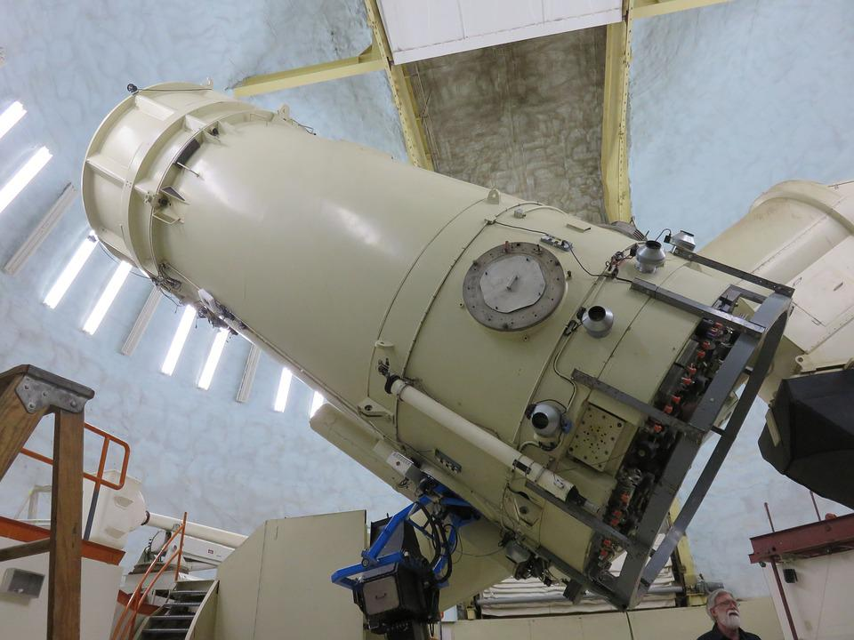 astronomy observatory with telescope - photo #18