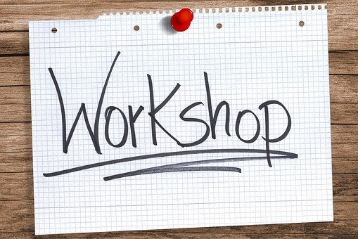 Workshop via pixabay