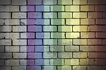 wall, brick, urban