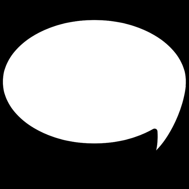 kostenlose illustration  sprechblase  vorlage  icon  comic