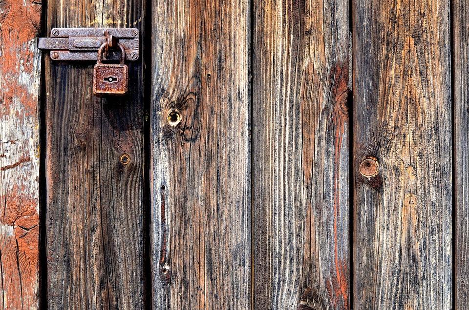 Padlock Door Lock Old Door & Door Lock Images · Pixabay · Download Free Pictures
