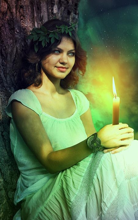 f9b6552c4e Gothic Fantasie Frau Fantasy - Kostenloses Bild auf Pixabay